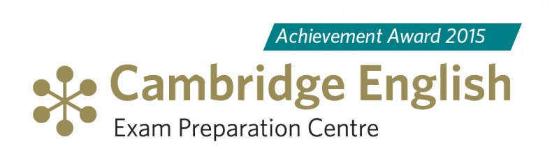 Achievement Award 2015 de Cambridge English