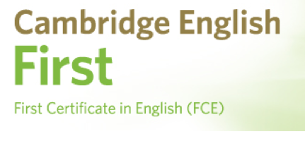 Cambridge First (B2) de abril