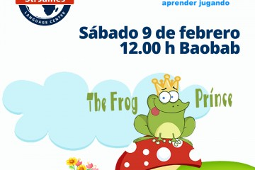 Teatro The Frog Prince