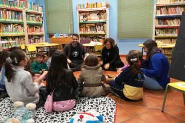 Teatro en Inglés: The Very Hungry Caterpillar