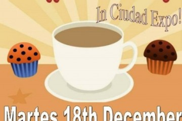 Coffee Morning: martes, 18 diciembre de 11:30-12:45